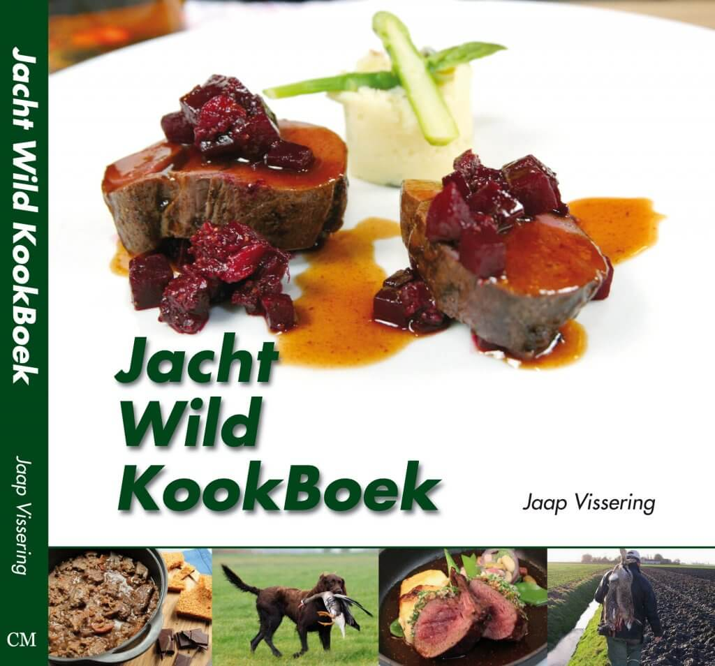 culinair Cover JachtWildKookBoek