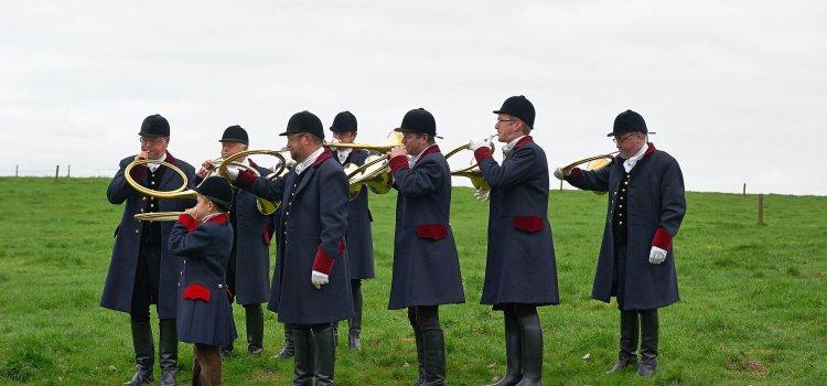 Sint-Hubertus viering te Zillebeke