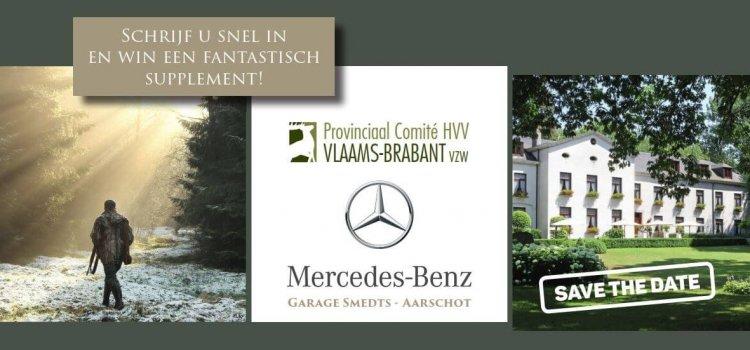 Ledennocturne: HVV Vlaams Brabant