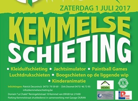 Kemmelse schieting
