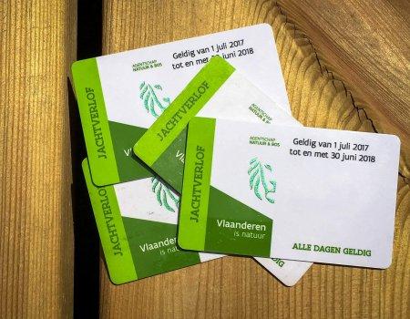 Afgifte van jachtverloven in West-Vlaanderen kampt met achterstand