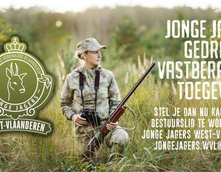 Verkiezing bestuur Jonge Jagers West-Vlaanderen