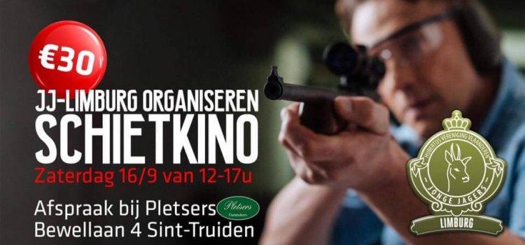 Kino schieten Jonge Jagers Limburg