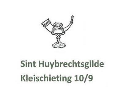 Kleischieting Sint Huybrechtsgilde 10/09