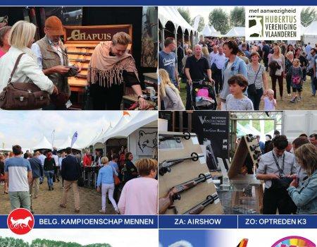 Bezoek HVV op de Country Fair op 16 en 17 september