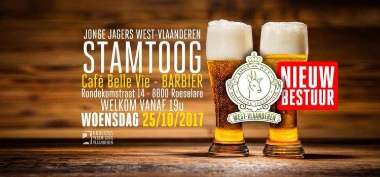 Stamtoog Jonge Jagers West-Vlaanderen – Met nieuw bestuur!