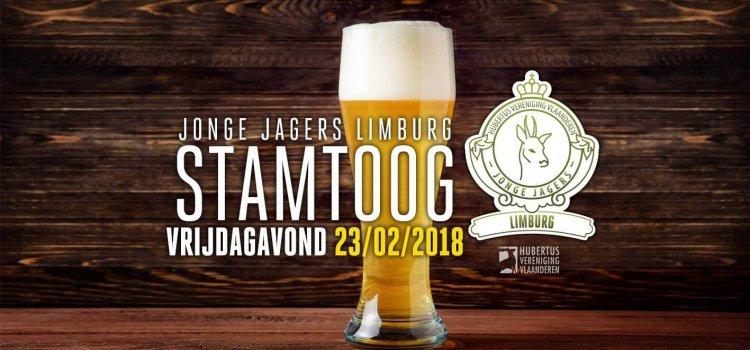 Stamtoog Jonge Jagers Limburg februari