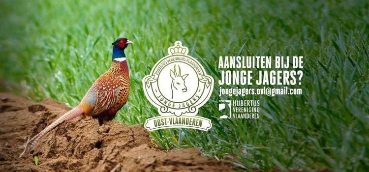 Stamtoog Jonge Jagers Oost-Vlaanderen februari