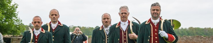 Het Benelux Jachthoorn kampioenschap