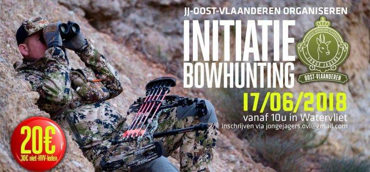 Initiatie/workshop: Boogjacht door de Jonge Jagers Oost-Vlaanderen