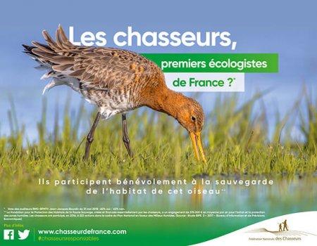 Franse jagers lanceren 'ongeziene mediacampagne'