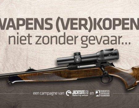 Kwestie: mag ik een tweedehands wapen online verkopen?