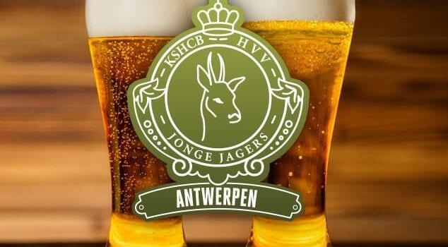 Nieuwjaarsreceptie Jonge Jagers Antwerpen