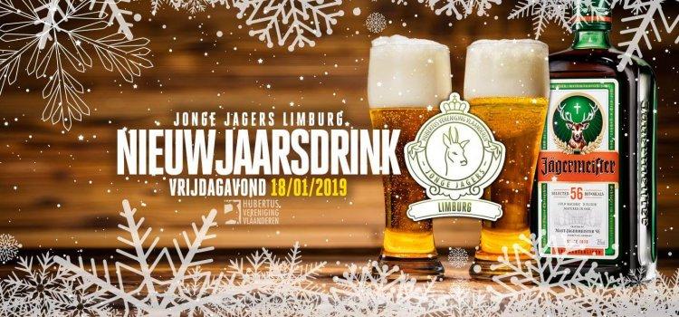 Nieuwjaarsreceptie Jonge Jagers Limburg