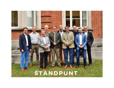 Standpunt: Ben Weyts en Vogelbescherming Vlaanderen, tegenstanders van de jacht