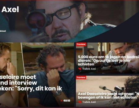 Trafiek Axel: 'Wie enkel naar Afrika gaat om een dier te schieten, blijft beter thuis'