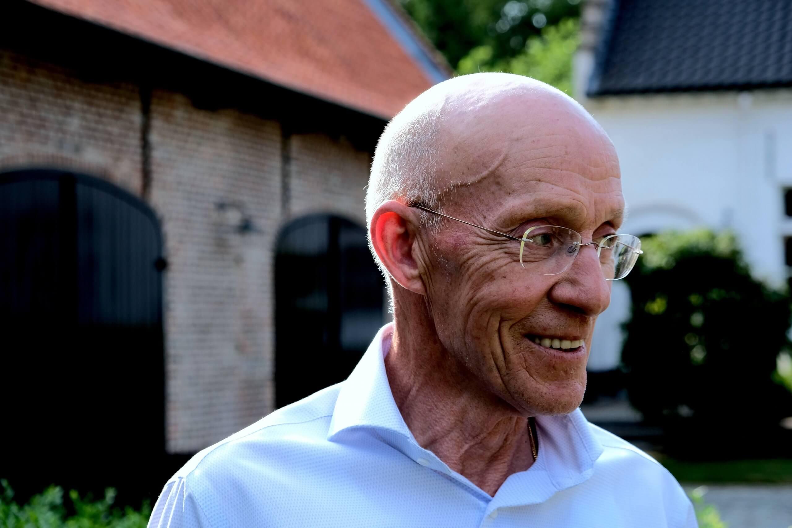 Eric Leman: jager en Flandrien