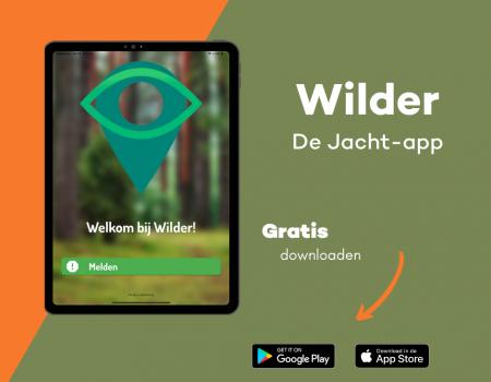 Burgerwetenschap: help via gratis app wild in kaart te brengen