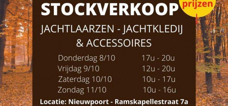 Stockverkoop