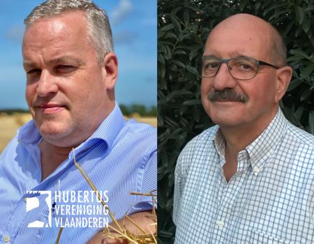 Twee nieuwe HVV-bestuurders: 'De jagerij moet een toekomstgerichte visie ontwikkelen'