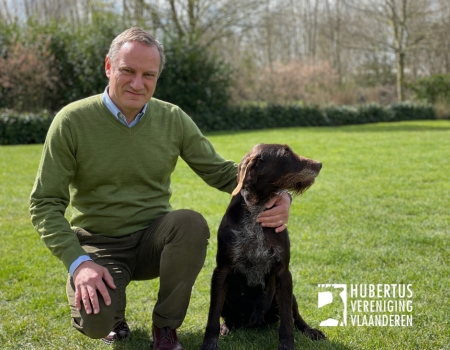 Nieuwe voorzitter West-Vlaanderen: 'Ik ben er voor alle jagers'